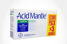Jabon Acid Mantle Jab Topica X 3 Econo Pack Caj 3 Un
