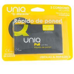 Condones Uniq Pull No Latex Emp 3 Un
