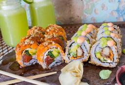 Sushi 20 Bocados + 2 Limonadas