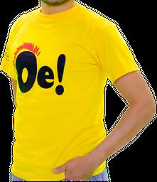 """Camisetas originales """"Oe!"""" de El Man es Germán"""