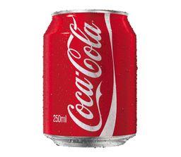Coca Cola de 250 ml