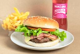 Hamburguesa Bacon Clásica
