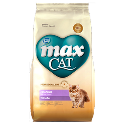 Max cat gatitos 1kg