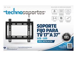 """Soporte Fijo para TV de 27"""" a 37"""""""