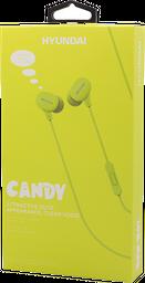 Audifono Candy Lemon Green
