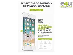 Vidrio Templado Iphone 6/7/8 Blanco
