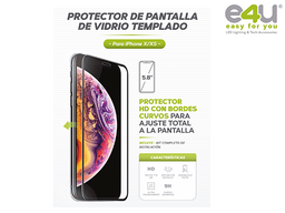 Vidrio Templado Iphone X - XS