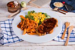 Filete Crispy Chicken BBQ