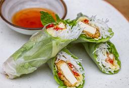 Yasai Summer Roll Vegetariano