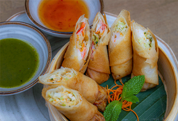 Combo Spring Rolls