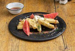 Waffle de Pan de Yuca