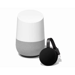 Kit domótica Google home + Chomecast 3
