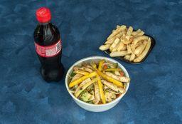 Combo Mango Chicken + Coca Cola Sabor Original 400 ml