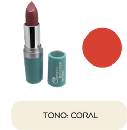 Labial Glamazone Ecleyr Tono coral