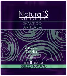 Shampoo Anticaida con Extracto de Cebolla -Natural´s Profesional