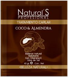 Tratamiento Coco y Almendra - Natural´s