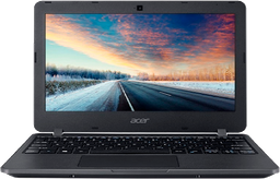 "Portatil Acer Intel Celeron N4000 4GB 1TB 11,6"" LINUX NEGRO"