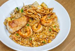 Teriyaki Seafood Special
