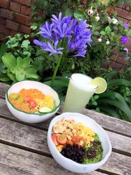 Combo Healthy: Ensalada o Poke + limonada