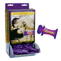 Crema Multiorgásmica Orgasmix Cojín