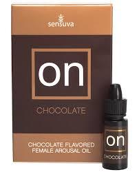 On Multiorgásmica  Chocolate  0.17 Oz.