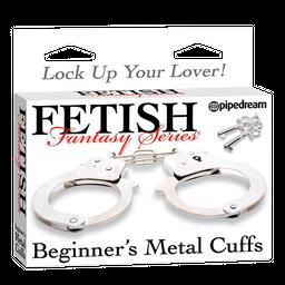 Beginners Metal CUFSS (Esposas de Metal)