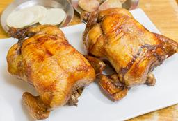 Pollo Ahumado Sabor a Pavo