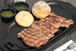 🌟 CarneMis+ Papa Salada y Arepa