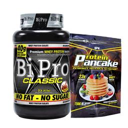 Promo Bipro Chocolate + Protein Pancake