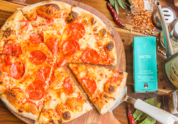 Promo Pizza Week: Pizza Mediana+ Te Hatsu