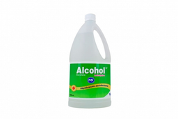 Alcohol Antiseptico Mk Frasco Con 700 mL