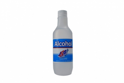 Alcohol Antiséptico Frasco Con 350 mL