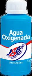 Agua Oxigenada Frasco X 120 mL