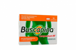 Buscapina compositum x10