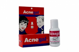 Acnegal Caja Con Frasco X 30 mL