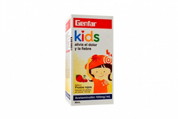 Acetaminofén 0+ Genfarkids X 30 Ml
