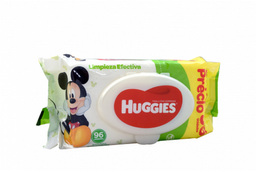 Toallitas Húmedas Huggies Active Fresh Disney Empaque Con 96 Un