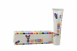 Gel Dental Happy Dent Caja Con Tubo Con 15 g
