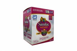 Similac 1 Total Comfort Lactantes De 0 a 12 Meses Caja Con 4 Bo