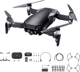 Mavic Air DJI - Fly More Combo - Negro Onyx