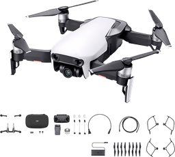 Mavic Air DJI - Fly More Combo - Blanco Artico