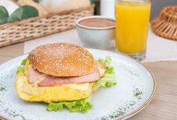 Combo Sándwich de Huevo