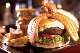 Hamburguesa Colombian Burger