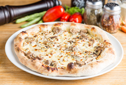 Pizza solomito & hongos