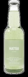 Hatsu soda Sandía & Albahaca