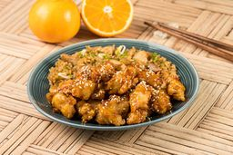 Combo Orange Chicken Lovers