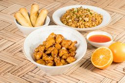 Combo x4 Orange Chicken Lovers