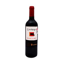 Vino Tinto Cabernet - Gato Negro - Botella 750 Ml