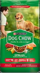 Comida para perro Dog Chow Adulto medianos y grandes x 4 kg