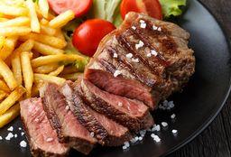 New York Steak +  Acompañamiento de tu Elección